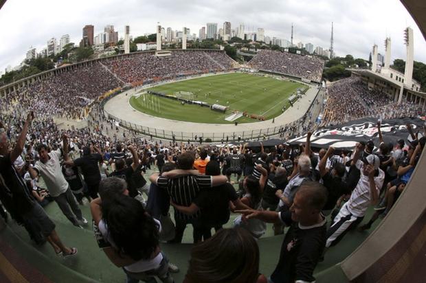 Também se enfrentam nas quartas Palmeiras x Novorizontino, São Paulo x São Caetano e Santos x Botafogo
