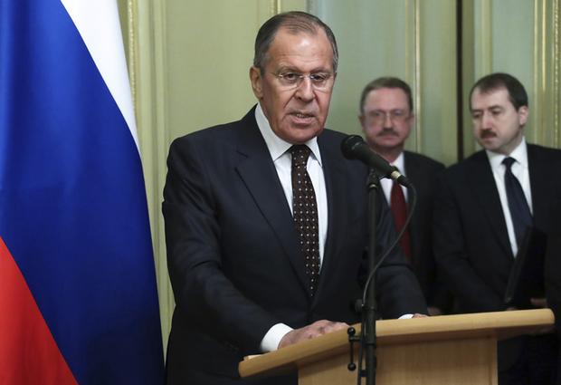 O ministro disse que Moscou cooperará caso o Reino Unido cumpra suas obrigações legais internacionais, por meio da Convenção de Armadas Químicas