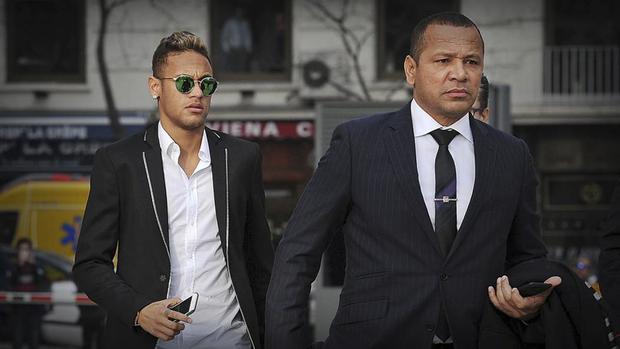 Neymar está feliz, muito motivado e entusiasmado com a ideia de voltar o quanto antes, disse Al-Khelaifi