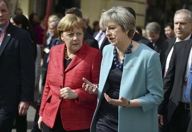 A afirmação foi feita em uma nota divulgada na conta do Twitter do porta-voz de Merkel, Steffen Seibert
