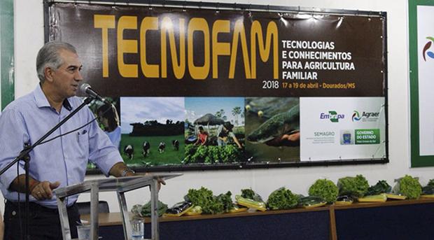 Mato Grosso do Sul, por sua vez, conta atualmente com cerca de 80 mil famílias de agricultores familiares