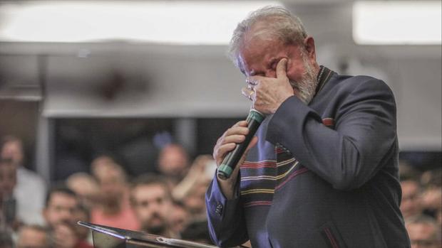 No discurso, ele se transformava em acusador do regime