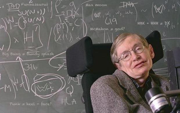 Hawking nasceu em Oxford, na Inglaterra, em 8 de janeiro de 1942, no mesmo dia em que a morte do astrônomo italiano Galileu Galilei completava 300 anos