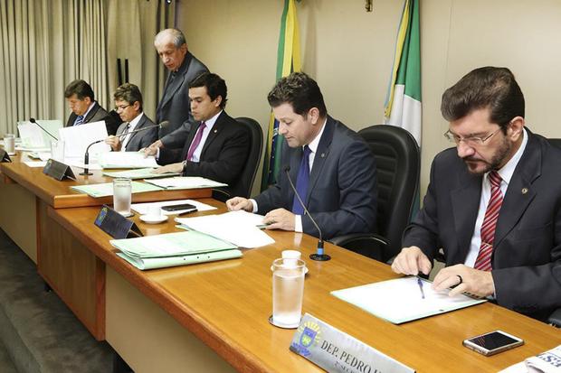 Este veto também obteve parecer favorável da Comissão de Constituição, Justiça e Redação (CCJR) à sua rejeição
