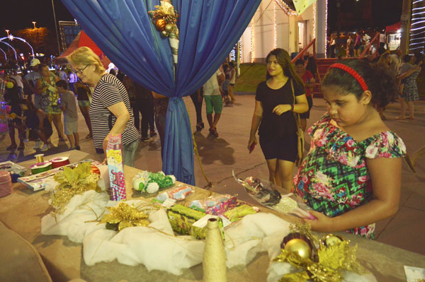 No total, serão sete dias voltados à divulgação do artesanato sul-mato-grossense de intercâmbio entre o público e o artesão