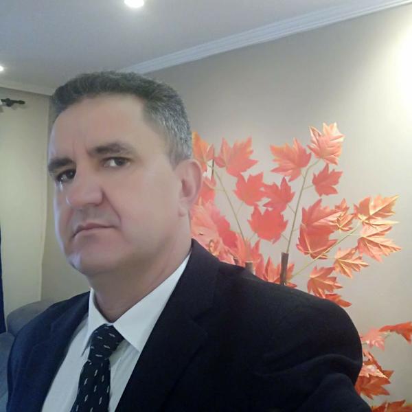 Elizeu Martins Feliciano é vice-presidente da Associação de Defesa dos Agentes de Segurança Publica (ADEASP)
