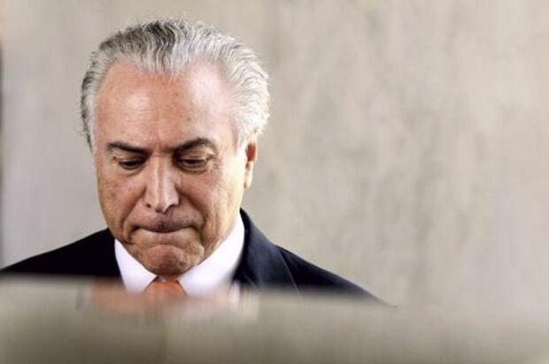 Após dizer que administrar também é examinar valores administrativos, o presidente afirmou que o tema da segurança pública, principalmente no Rio de Janeiro, foi um dos valores que entraram em pauta