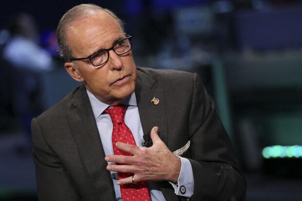 Questionado sobre a indicação de Kudlow, o porta-voz da Casa Branca Hogan Gidley disse que não há qualquer anúncio a fazer