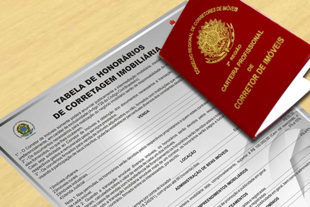 As entidades também se comprometeram a arquivar processos em tramitação nos conselhos que investigam corretores por não cumprir os percenuais de comissão previstos nas tabelas de honorários