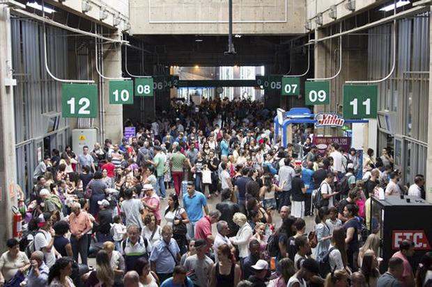 O edital pretende reduzir de 109 viações para cinco consórcios o sistema de transporte rodoviário que opera 1.396 linhas e transporta 300 mil passageiros por dia