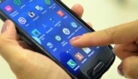 O sistema envia o alerta por mensagens de texto para os celulares em caso de iminência de desastres naturais