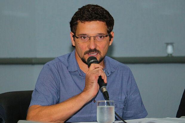 Vereador Eduardo Romero