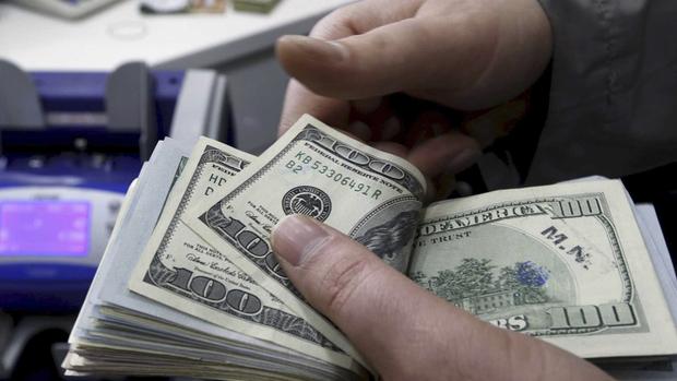 A expectativa para o câmbio médio seguiu em R$ 3,34 ante R$ 3,33 de quatro semanas atrás, aponta o relatório do BC