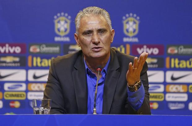 O preparador físico Fábio Mahseredjian preferiu ver o lado bom da ausência de Neymar