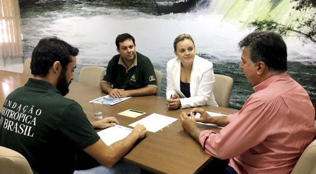 O valor previsto para ser investido na revisão do Plano de Manejo do Parque Estadual das Várzeas do rio Ivinhema é de R$ 97.750,00