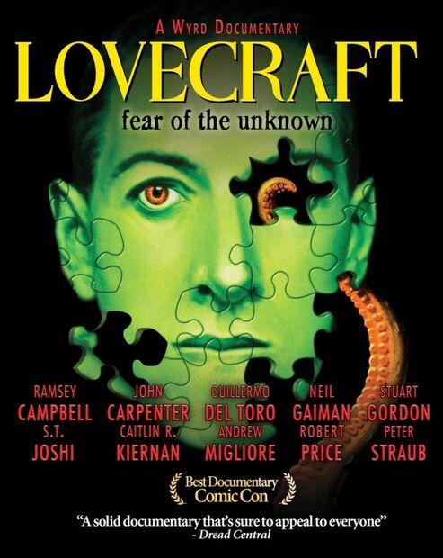 H. P. Lovecraft eternizou seu nome na literatura fantástica com seu horror cósmico