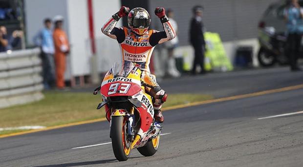 Considerado um dos melhores pilotos de todos os tempos, ele mudou o jeito de pilotar uma moto