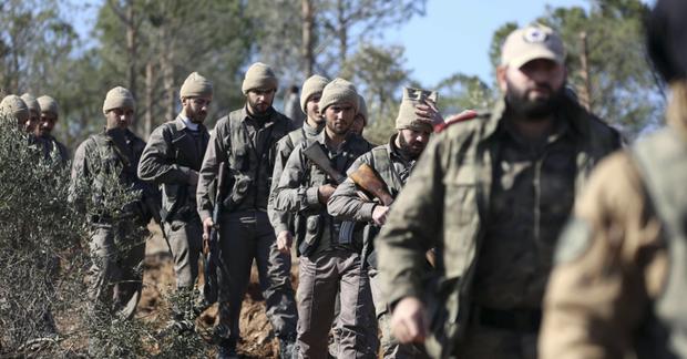 A União Europeia declarou hoje que entende a necessidade da recente operação militar lançada por EUA