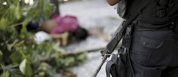 O caso está registrado na Divisão de Homicídios, na Barra da Tijuca (zona oeste)