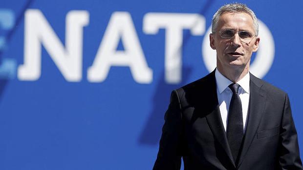 Stoltenberg falou em entrevista coletiva ao lado do ministro das Relações Exteriores da Turquia, após na noite de sexta-feira (hora de Brasília) os EUA, a França e o Reino Unido atingirem o território sírio