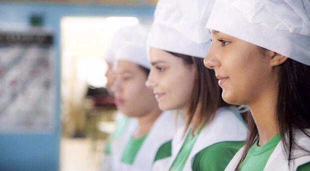 Na última aula, realizada no dia 13 de abril, os estudantes participaram de uma atividade ao estilo das competições culinárias da TV