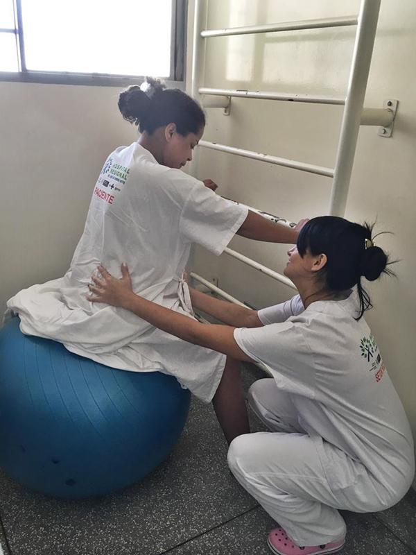 Hospital é credenciado pelo projeto Rede Cegonha, programa do Sistema Único de Saúde (SUS) que propõe a melhoria do atendimento às mulheres durante a gravidez