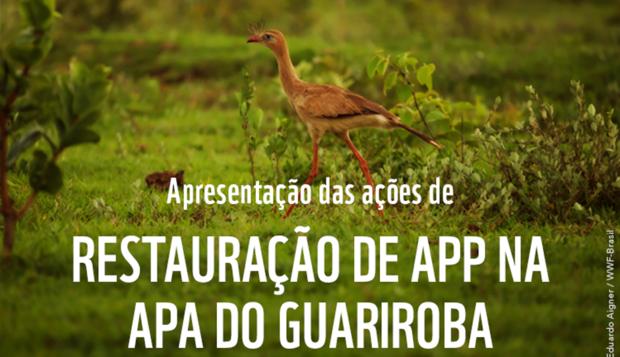 Responsável por cerca de metade do abastecimento da cidade de Campo Grande (MS), a Bacia do Guariroba possui mais de 36 mil hectares de terra, com 64 propriedades rurais