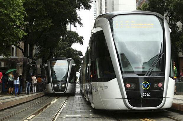 O país tem ainda 15 projetos contratados e/ou em execução de transporte de passageiros sobre trilhos