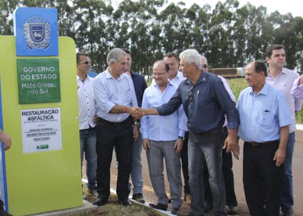 As outras são sobre o córrego Macaúba, Cangueri (que incluiu recursos da União) e duas sobre o rio Jogui