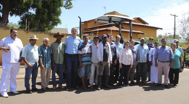 Segundo a deputada federal, Tereza Cristina, os maquinários ajudarão no trabalho dos agricultores familiares para o preparo do solo e do plantio, além de tornar mais ágil a colheita