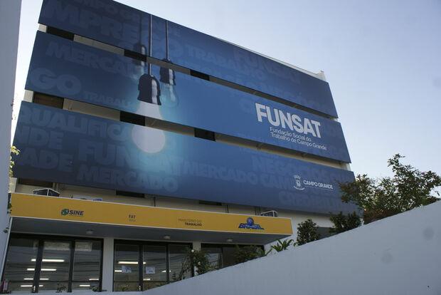 A reinauguração do pavimento térreo da Funtrab (onde acontece o atendimento ao público), está prevista para o dia 3 de maio