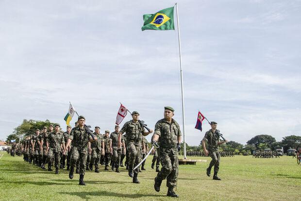 Dia do Exército é comemorado oficialmente em 19 de abril