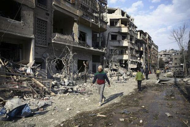 No início do mês, o regime de Bashar Assad culpou Israel por um ataque semelhante em Homs