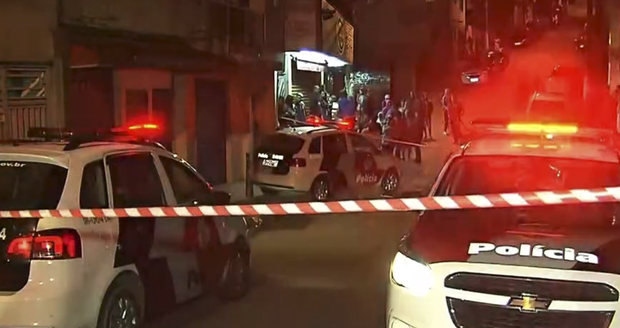 O caso foi encaminhado para o 1º Distrito Policial de São Bernardo e diligências estão em andamento para identificar e prender os autores do crime