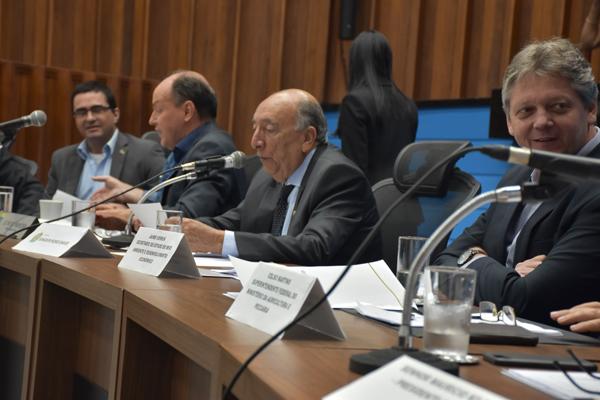 Senador Pedro Chaves anunciou que sua proposta de criar o Fundo Pantanal terá o aporte de R$ 1,2 bilhão para investimentos em pesquisas, projetos, programas e incentivos voltados a produtores que ajudarem na conservação da região