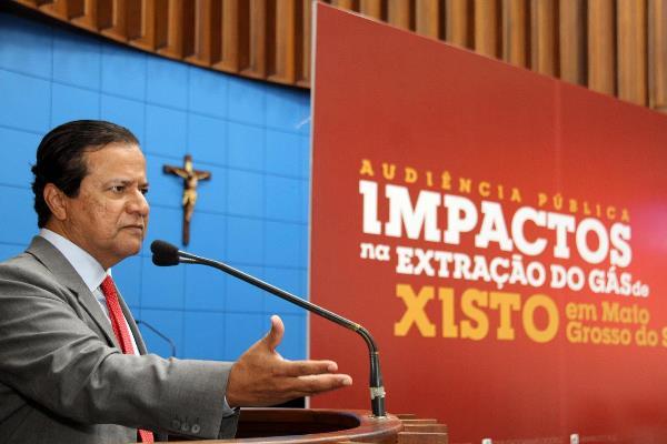 Em Mato Grosso do Sul, 54 municípios têm potencial para exploração do gás e fazem parte do bloco da Bacia do Paraná, leiloado pela Agência Nacional de Petróleo, Gás Natural e Biocombustíveis (ANP)