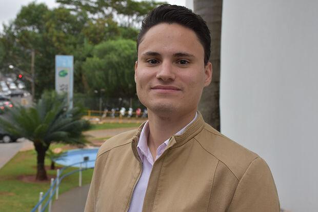 Fernando Henrique Garayo Jr. – engenheiro ambiental e coordenador de Meio Ambiente e Qualidade da Águas Guariroba