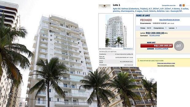 O empresário do setor imobiliário que adquiriu o imóvel disse valorizar 'a vista privilegiada e a história por trás dele'.