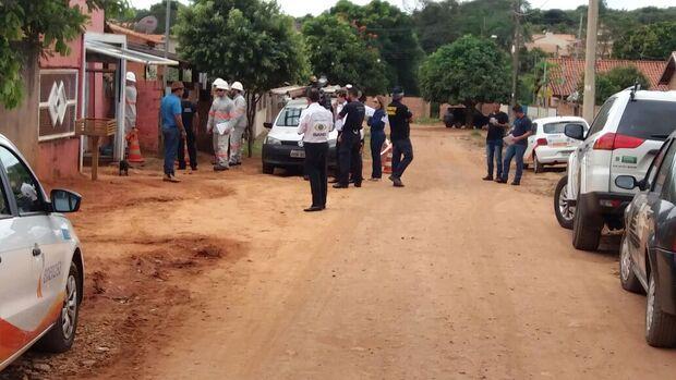 20 equipes da Energisa participaram da ação com o apoio da Polícia