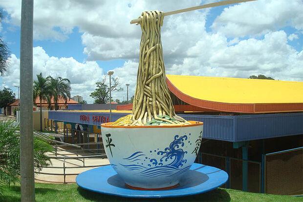 Feira Central é um dos pontos turísticos de Campo Grande e já foi considerada Patrimônio Cultural e Imaterial do município