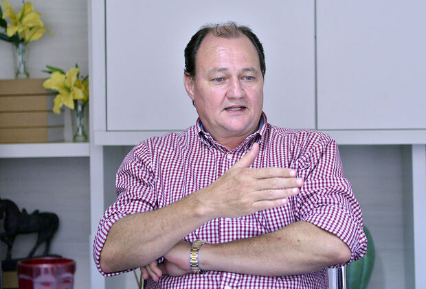 Marcelo Miglioli – pré-candidato ao Senado Federal