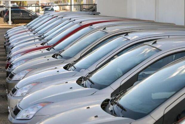 Na comparação com abril do ano passado, a alta na venda de veículos foi de 38,5%