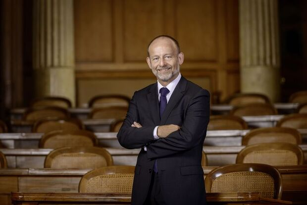 The president of the National Council of Switzerland, Dominique de Buman/Swiss Parliament