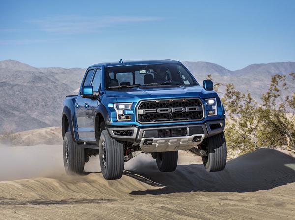 Ford apresentou a F-150 Raptor 2019 que chega ao mercado norte-americano no final do ano