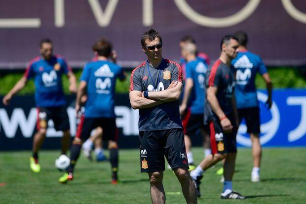 Técnico da Espanha na Copa, Lopetegui é o novo comandante do Real Madrid