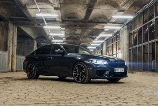 """BMW M5 no filme """"Missão Impossível – Efeito Fallout"""""""