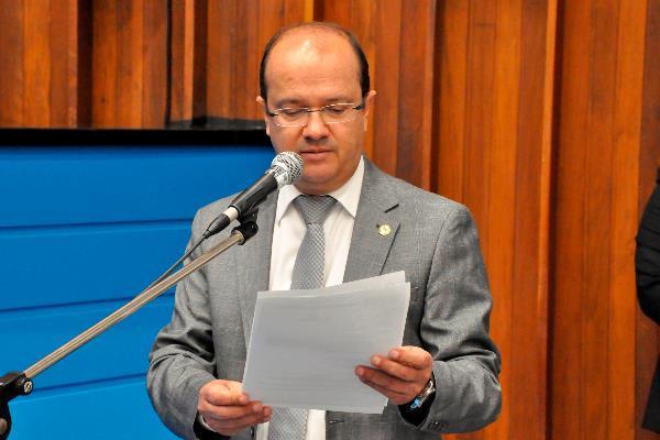 Deputado Barbosinha (DEM) é o autor do PL que declara a Casa do Menor como Utilidade Pública