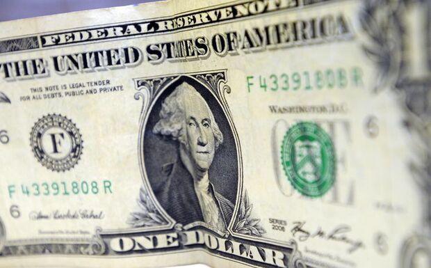 dólar/Arquivo/Agência Brasil