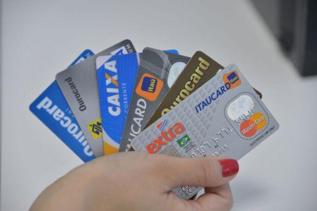 cartões de crédito/Arquivo Agência Brasil