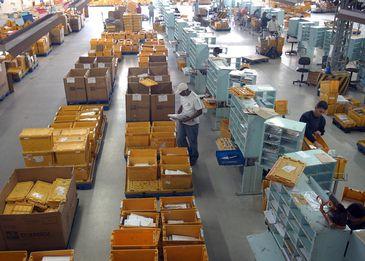 Centro de Distribuição dos Correios - Elza Fiuza-Arquivo Agência Brasil/Elza Fiúza/Arquivo Agência Brasil